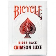 Bicycle Crimson Luxe